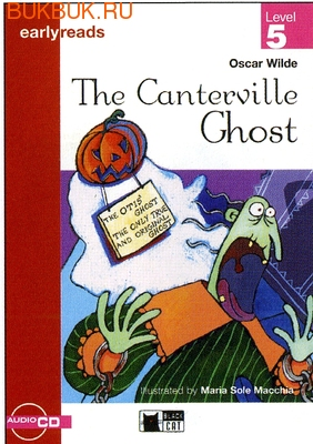 BLACK CAT - CIDEB THE CANTERVILLE GHOST
