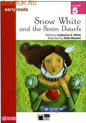 BLACK CAT - CIDEB SNOW WHITE AND THE SEVEN DWARFS