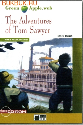 BLACK CAT - CIDEB THE ADVENTURES OF TOM SAWYER