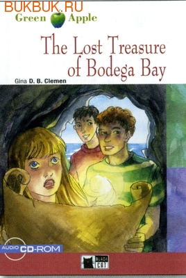 BLACK CAT - CIDEB THE LOST TREASURE OF BODEGA BAY