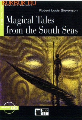 BLACK CAT - CIDEB MAGICAL TALES FROM THE SOTH SEAS