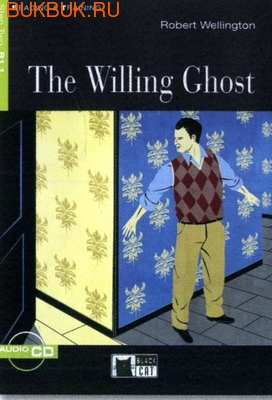 BLACK CAT - CIDEB THE WILLING GHOST