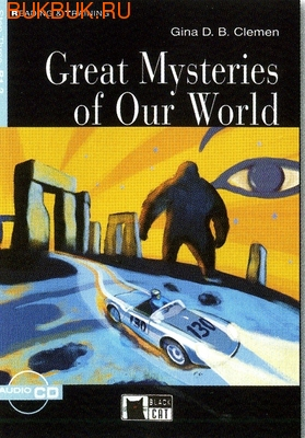 BLACK CAT - CIDEB GREAT MYSTERIES OF OUR WORLD