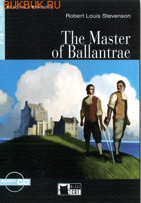 BLACK CAT - CIDEB THE MASTER OF BALLANTRAE