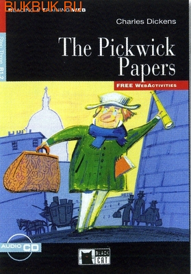 BLACK CAT - CIDEB THE PICKWICK PAPERS