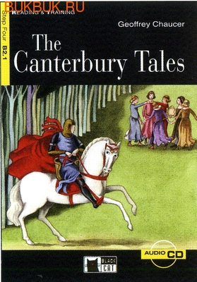 BLACK CAT - CIDEB THE CANTERBURY TALES