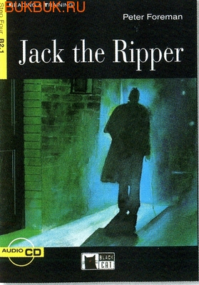 BLACK CAT - CIDEB JACK THE RIPPER