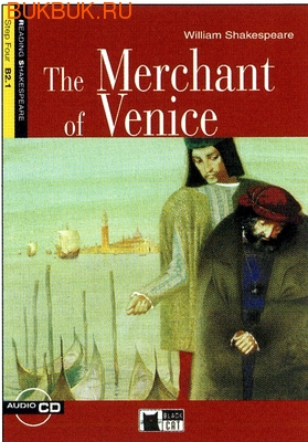 BLACK CAT - CIDEB THE MERCHANT OF VENICE