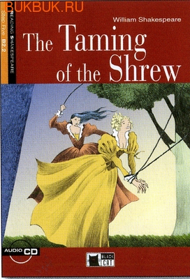 BLACK CAT - CIDEB THE TAMING OF THE SHREW