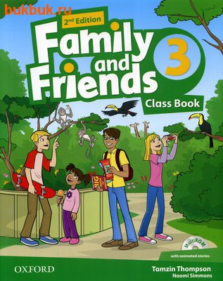 Oxford FAMILY AND FRIENDS SECOND EDITION