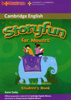 CAMBRIDGE STORYFUN FOR STARTER, MOVERS, FLYERS