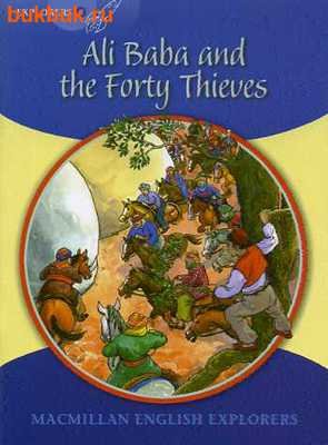 MACMILLAN ALI BABA AND THE FORTY THIEVES