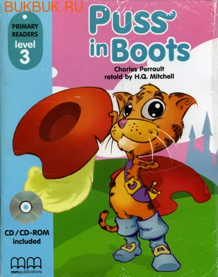 MM PUBLICATIONS PUSS IN BOOTS