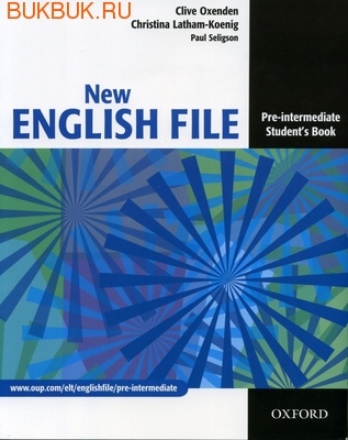 Oxford ENGLISH FILE NEW