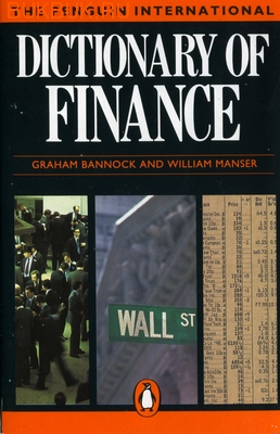 PENGUIN DICTIONARY OF FINANCE