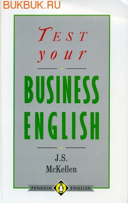 PENGUIN TEST YOUR BUSINESS ENGLISH