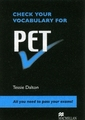 MACMILLAN CHECK YOUR VOCABULARY SERIES