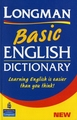 PEARSON-LONGMAN LONGMAN BASIC ENGLISH DICTIONARY
