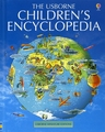 USBORNE THE USBORNE CHILDREN'S ENCYCLOPEDIA