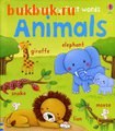USBORNE USBORNE VERY FIRST WORDS ANIMALS