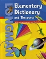 PEARSON-LONGMAN LONGMAN ELEMENTARY DICTIONARY AND THESAURUS
