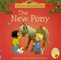 USBORNE THE NEW PONY