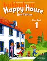 Oxford HAPPY HOUSE NEW EDITION