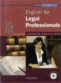 Oxford ENGLISH FOR LEGAL PROFESSIONALS