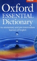 Oxford OXFORD ESSENTIAL DICTIONARY
