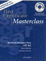 Oxford FIRST CERTIFICATE MASTERCLASS