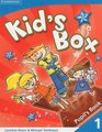 CAMBRIDGE KID'S BOX