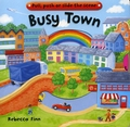 CAMPBELL BOOKS BUSY TOWN