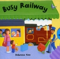 CAMPBELL BOOKS BUSY RAILWAY