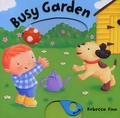 CAMPBELL BOOKS BUSY GARDEN