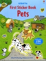 USBORNE PETS: FIRST STICKER BOOK