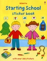 USBORNE STARTING SCHOOL: STICKER BOOK