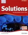 Oxford SOLUTIONS 2ND EDITION