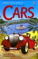 USBORNE THE STORY OF CARS