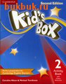 CAMBRIDGE KID'S BOX SECOND EDITION
