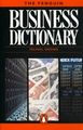PENGUIN BUSINESS DICTIONARY